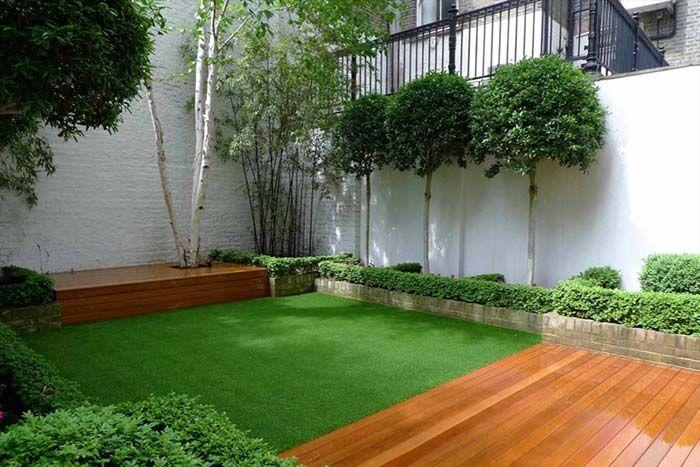 Tips para hacer un jardín de césped sintético en el balcón de un departamento